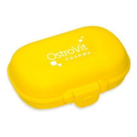 Таблетницы OstroVit Pharma Pill Box, желтая