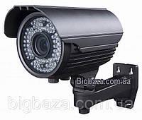 800TVL. ИК видеокамера влагозащищенная цветная LUX405SM Код:39801531