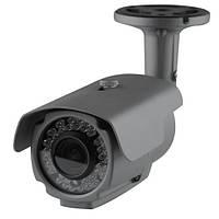 600TVL. ИК видеокамера влагозащищенная цветная LUX248HB Код:39802038
