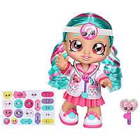 Кукла Кинди Кидс доктор Синди Попс Kindi Kids Dr Cindy Pops, фото 1