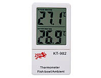 Термометр аквариумный KT-902 Код:64686728