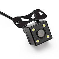 Накладна камера заднього огляду для автомобіля CAR CAM. 707+LED