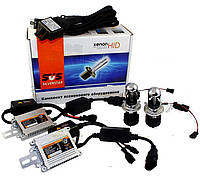 Комплект биксенона SVS Slim с модулем обманки 12V 35W Код:72739364