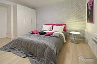Современные апартаменты в центре города, 3х-комнатная (60184)
