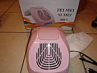 Вытяжка  для маникюра мощная 36 ват.  SIMEI 858-7, фото 1