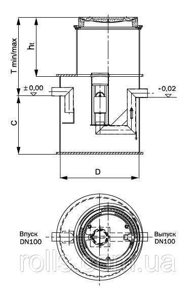 Полиэтиленовый сепаратор OLEOPATOR LIGHT