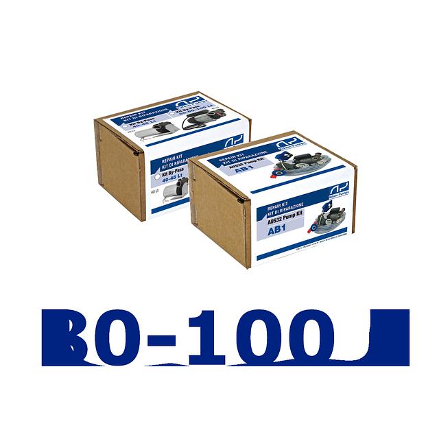 KIT 80-100-150 - ремкомплект для насосов перекачки топлива с производительностью 80-100-150 л/мин (Adam Pumps)