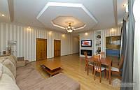 Апартаменты на Майдане с сауной и джакузи, 3х-комнатная (50638)