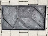 """Резиновая форма для 3d панелей """"Квест"""" 535х295х20 (форма для 3д панелей из из мягкой резины), фото 2"""