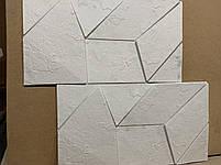 """Резиновая форма для 3d панелей """"Квест"""" 535х295х20 (форма для 3д панелей из из мягкой резины), фото 3"""