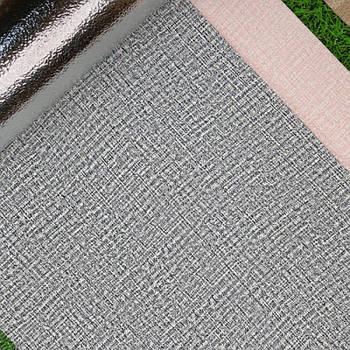 Текстурные клеящиеся обои темно-синие 50см*2,8м*3мм