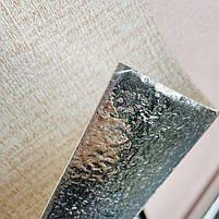 Текстурні клеяться шпалери бежеві 50см*2,8 м*3мм, фото 4