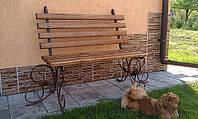 Лавка кована 1600, фото 1