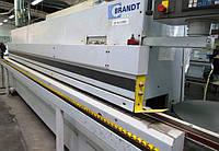 Кромкооблицовочный станок Brandt KD78/2C бу (Германия, 2001г.), фото 1