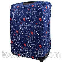 Чехол для чемодана S/M/L Чехол для малого, среднего и большого чемодана губы