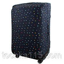 Чехол для чемодана S/M/L Чехол для малого, среднего и большого чемодана Цветной триугольник
