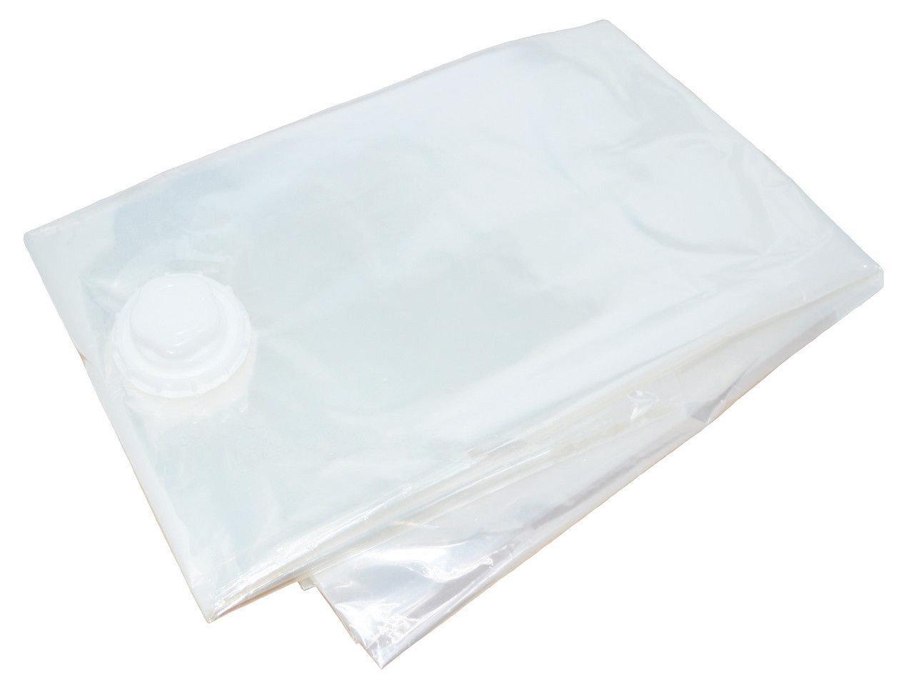 5шт Вакуумні пакети для зберігання одягу прозорі розмір 80 * 120 вакуумні пакети для зберігання речей вакуумні пакети від пилососа