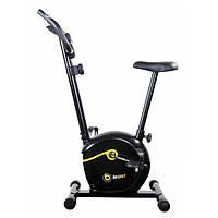 Велотренажер Besport BS-0801 Speed магнітний чорно-жовтий