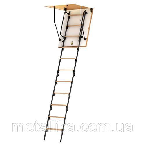 Горищні сходи PREMIUM Metal Standart