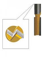 Фреза пазовая прямая ф19x51мм, хв.12мм (арт.9203)