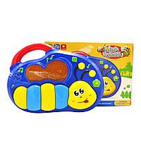 Музыкальная развлекательная игрушка Music Keyboard со звуками животных
