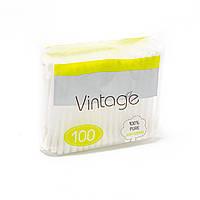 """Ватные палочки """"Vintage"""", 100 шт."""