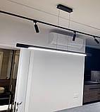 Линейный подвесной LED светильник Vele VL-Tube 40W 1260мм, фото 5