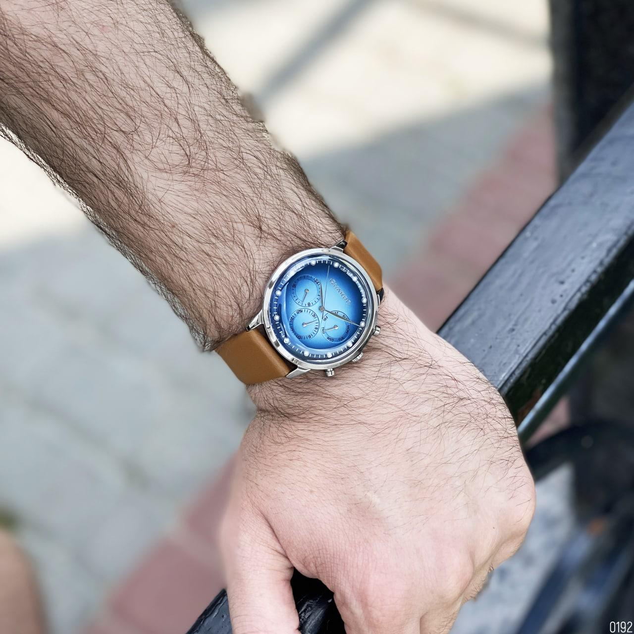 Годинники чоловічі Guardo 012430