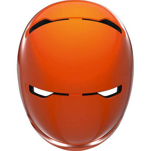 Велосипедный детский шлем ABUS SCRAPER 3.0 KID S 51-55 Shiny Orange, фото 3
