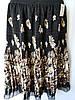 Женские юбки на лето купить длинные из шифона