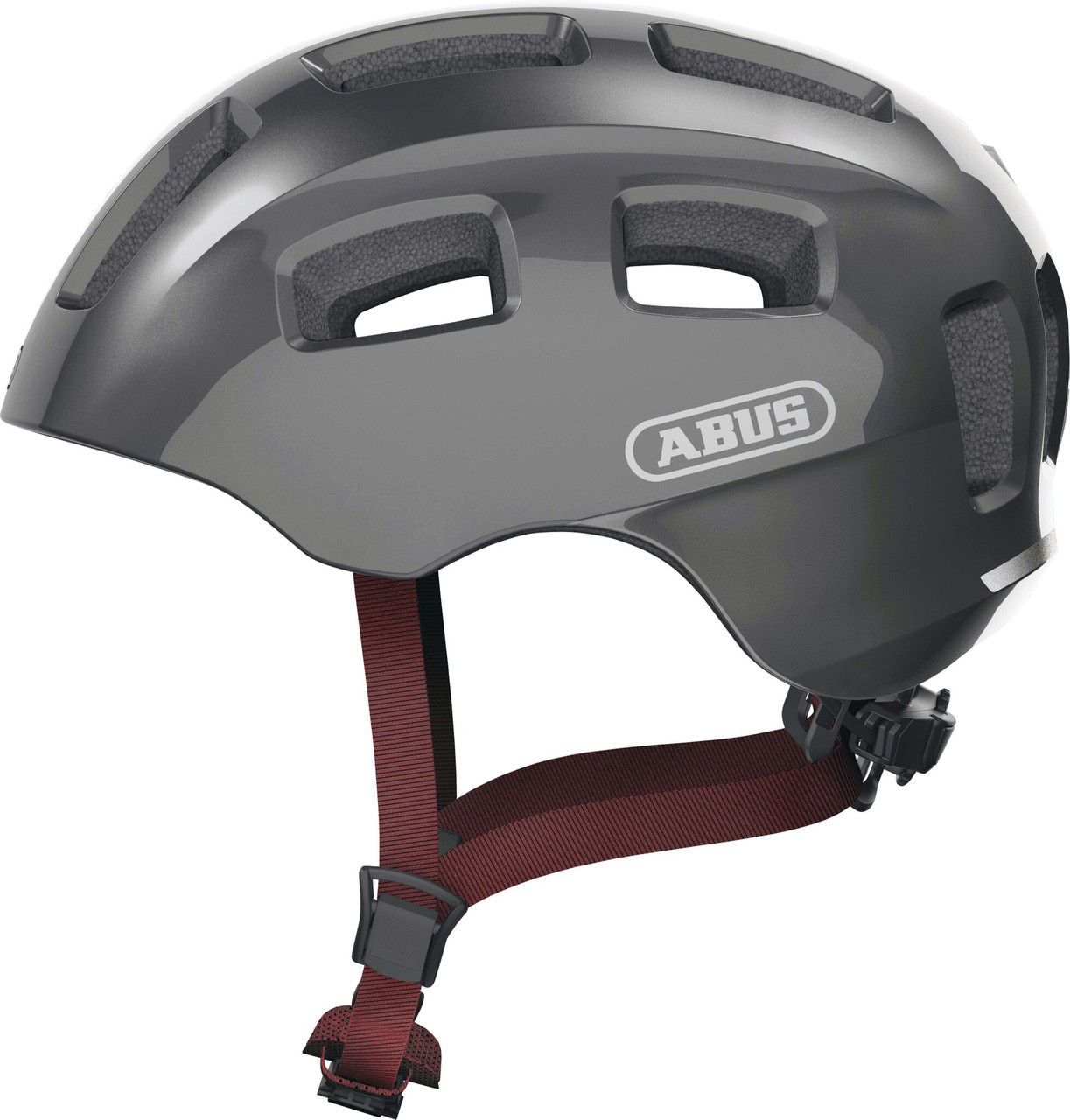 Велосипедний дитячий шолом ABUS YOUN-I 2.0 M 52–57 Sparkling Titan
