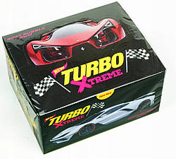 Жевательная резинка Turbo Extrim упаковка 100 штук