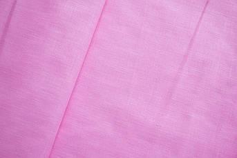 Отрез ткани Польская хлопковая ткань розовая 195*160 см