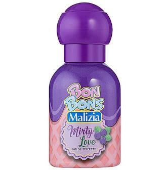 Духи детские Malizia Bon Bons Mirty Love 50 мл.