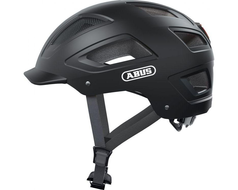 Шолом велосипедний ABUS HYBAN 2.0 L 56-61 Velvet Black