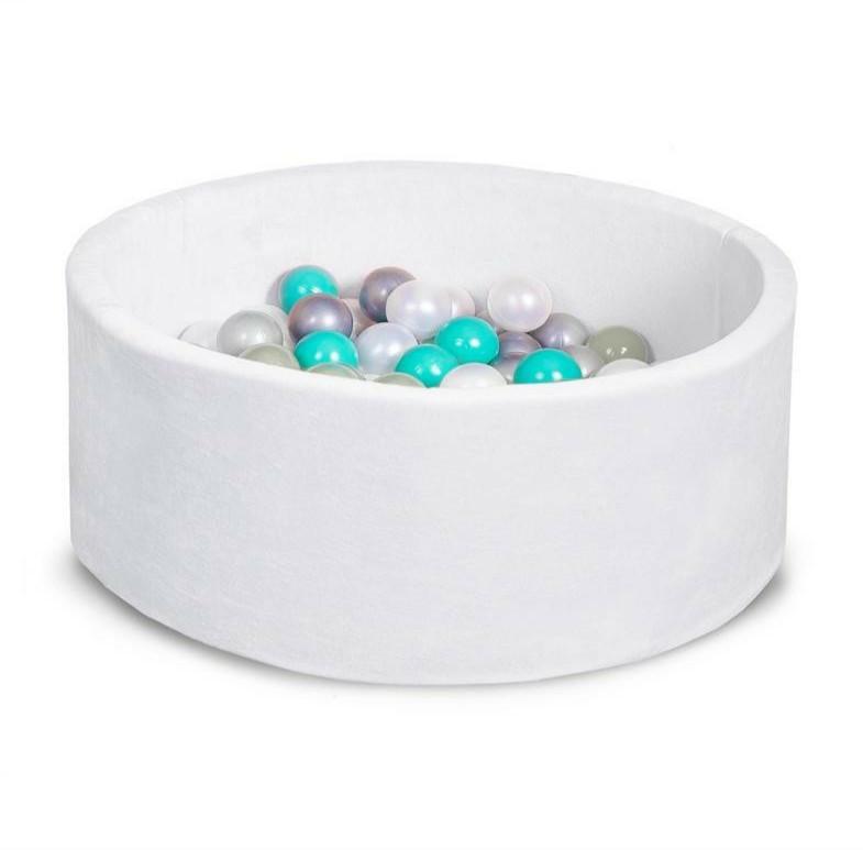 Сухий басейн ігровий! У білому кольорі.