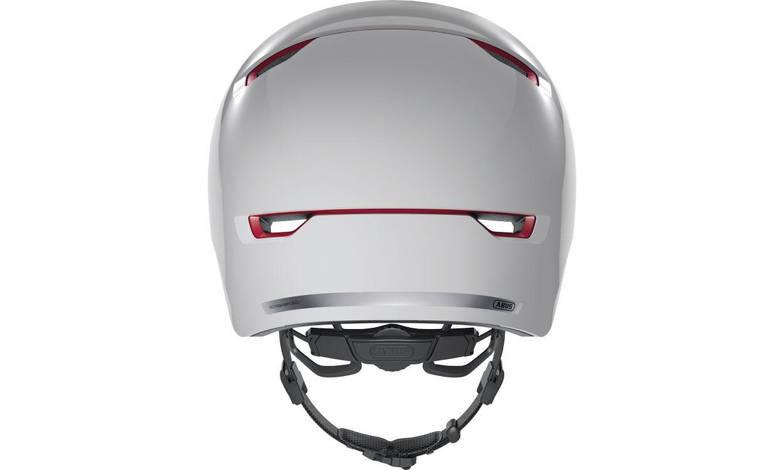 Шлем велосипедный ABUS SCRAPER 3.0 ACE M 54-58 Alaska Grey, фото 2