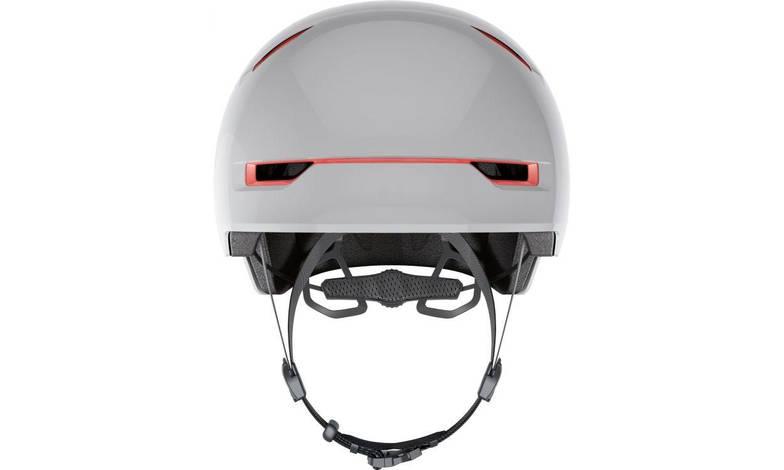 Шлем велосипедный ABUS SCRAPER 3.0 ACE M 54-58 Alaska Grey, фото 3