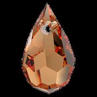 Кришталеві підвіски 681 Preciosa (Чехія) 6х10 мм Crystal Celsian