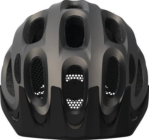 Шлем велосипедный ABUS YOUN-I ACE M 52-57 Metallic Silver, фото 2