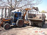 Уборка территорий Уборка мусора