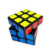 Набір кубиків рубика в коробці з 4 штук подарунковий набір Кубик рубик головоломка іграшка, фото 3