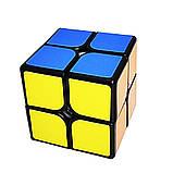 Набір кубиків рубика в коробці з 4 штук подарунковий набір Кубик рубик головоломка іграшка, фото 5