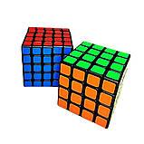 Набір кубиків рубика в коробці з 4 штук подарунковий набір Кубик рубик головоломка іграшка, фото 4
