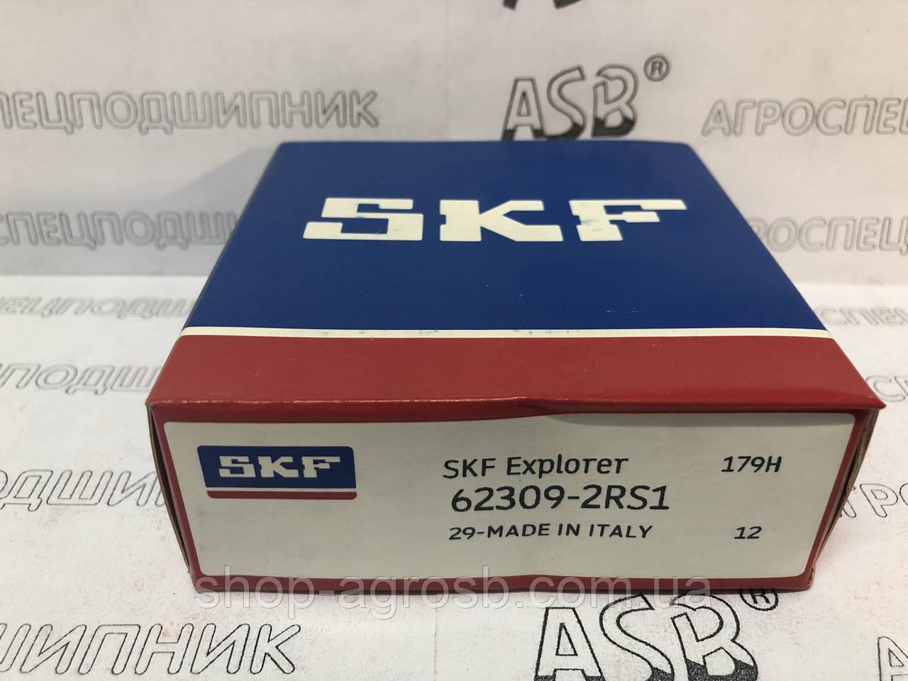 Подшипник SKF 62309-2RS1 180609