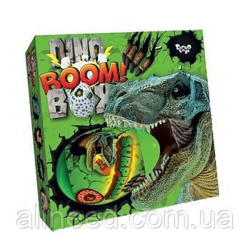 """Набор креативного творчества """"Dino Boom Box"""" DBB-01-01U укр"""