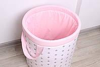 """Кошик для іграшок """"Панди в рожевих спідницях"""", фото 2"""