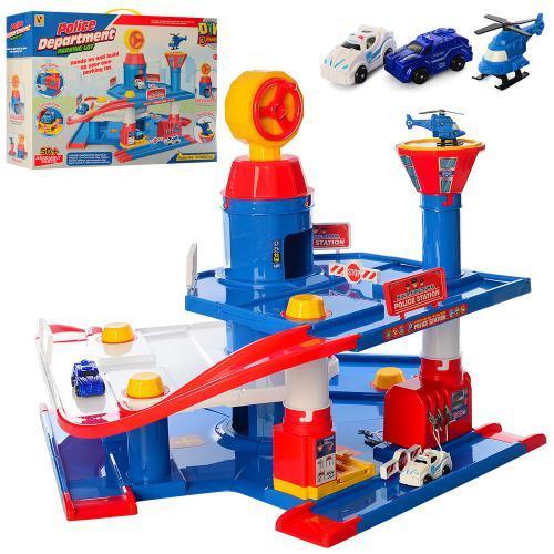 Парковка іграшкова 866-26