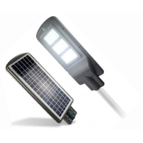 LED вуличний світильник на сонячній батареї VARGO 120W