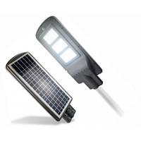 LED вуличний світильник на сонячній батареї VARGO 120W, фото 1